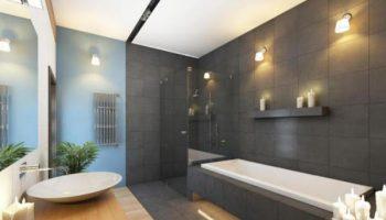 3 нюанса, о которых важно помнить, чтобы освещение в ванной комнате было безопасным