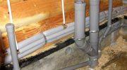 5 ошибок, совершаемых при устройстве канализации в частном доме