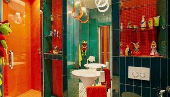 Самые непрактичные цвета в оформлении ванной комнаты