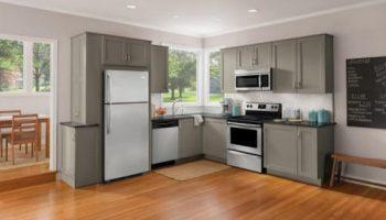 Как не стоит располагать холодильник в кухне, частые ошибки