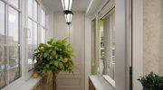 6 советов по организации освещения на балконе