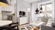 Стоит ли объединять кухню с гостиной, если в этом нет острой необходимости?