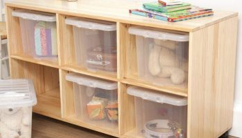 5 необычных решений для хранения игрушек в детской комнате