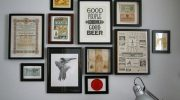 5 ошибок, часто допускаемых при размещении картин на стенах