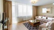 4 секрета правильного выбора цвета штор в гостиную