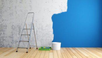 5 вариантов обновления стен быстро и без грязи