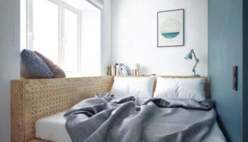 Какие кровати идеально подходят для маленьких квартир