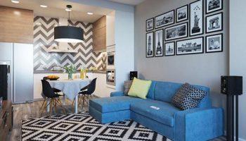 Что лучше студия или маленькая 1 комнатная квартира