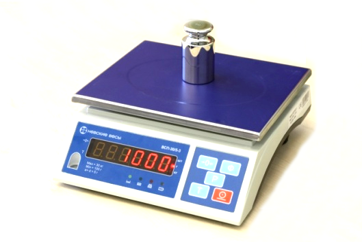 Как выбрать фасовочные весы и их классификация