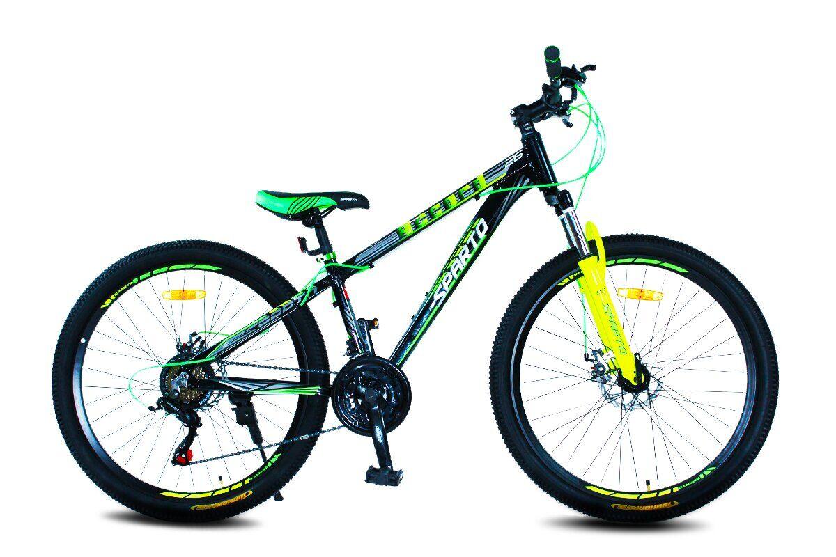 Молодой велосипедный бренд - Sparto.