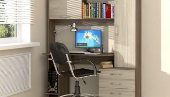 Большой или компактный письменный стол какой лучше