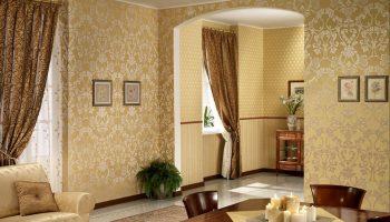 Какие выбрать обои для качественной отделки стен
