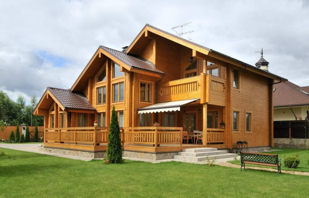 Преимущества строительства деревянных домов и коттеджей