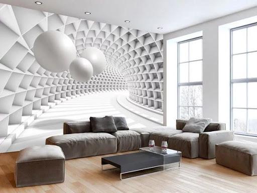 3д фотообои от компании Chameleons – идеальный выбор для вашего дома