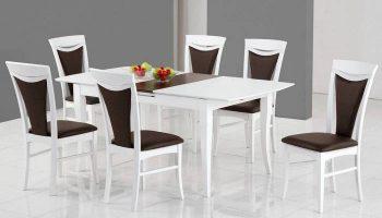 Как выбрать качественный и надежный обеденный стол