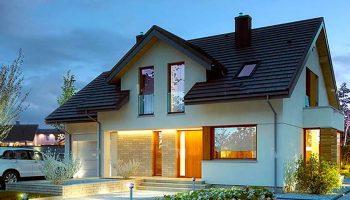 Стоит ли выбирать проект частного дома с мансардой
