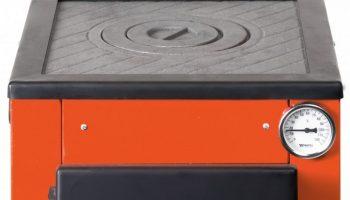 Твердотопливный котел с варочной плитой: основные особенности