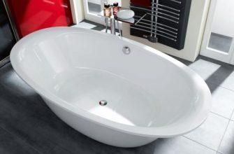 Основные критерии выбора стальной ванны