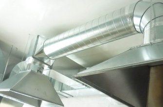 Вытяжные системы вентиляции