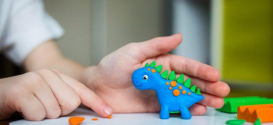 Польза лепки из пластилина для детей и взрослых