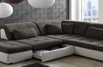 Разновидности мягкой мебели