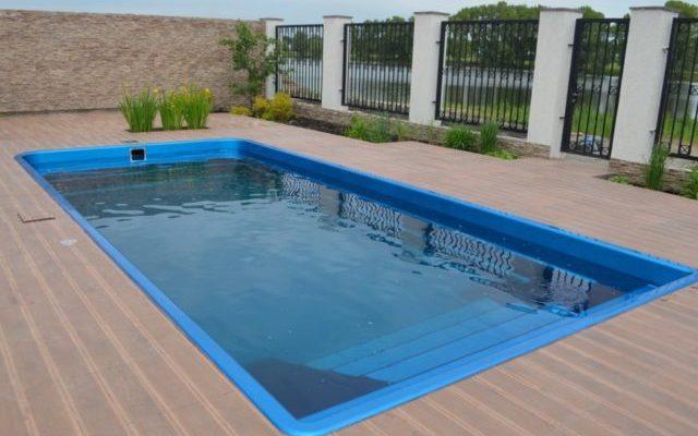 Плюсы и минусы композитных бассейнов