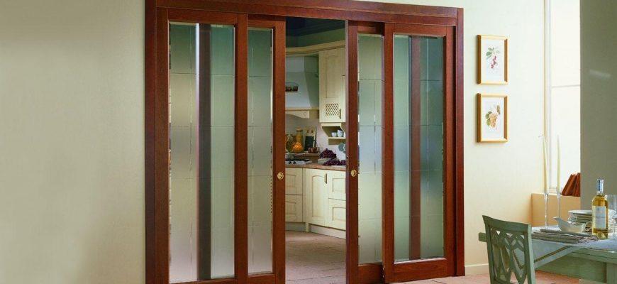 Раздвижные двери – в каких случаях актуально