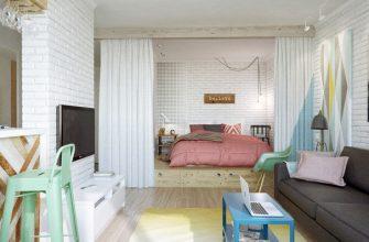 Важные правила обустройства спальни и гостиной