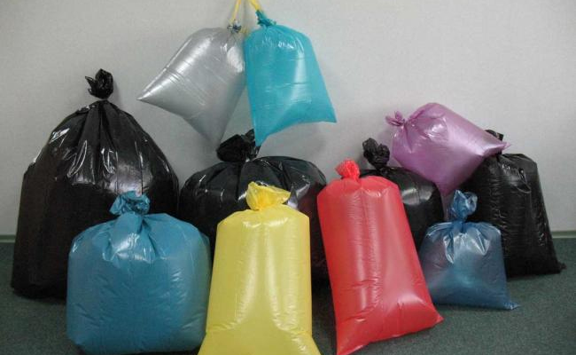 Особенности выбора мешков для мусора