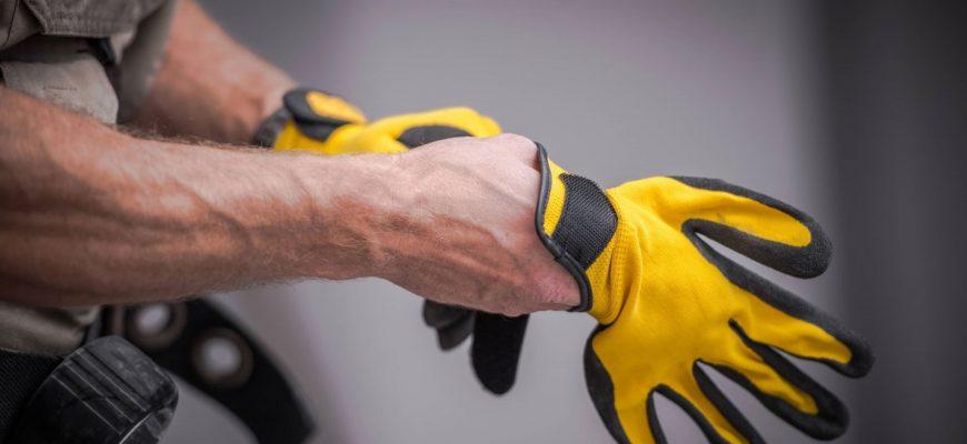 Виды перчаток и сферы их применения