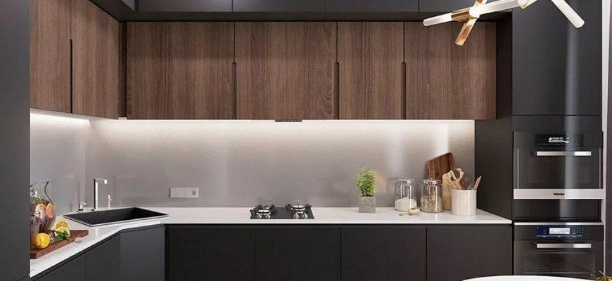 Как выбрать идеальный цвет кухонного гарнитура